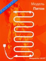 Электрические полотенцнсушители модель Питон