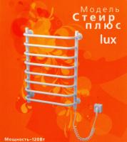 Электрические полотенцнсушители модель Стеир плюс